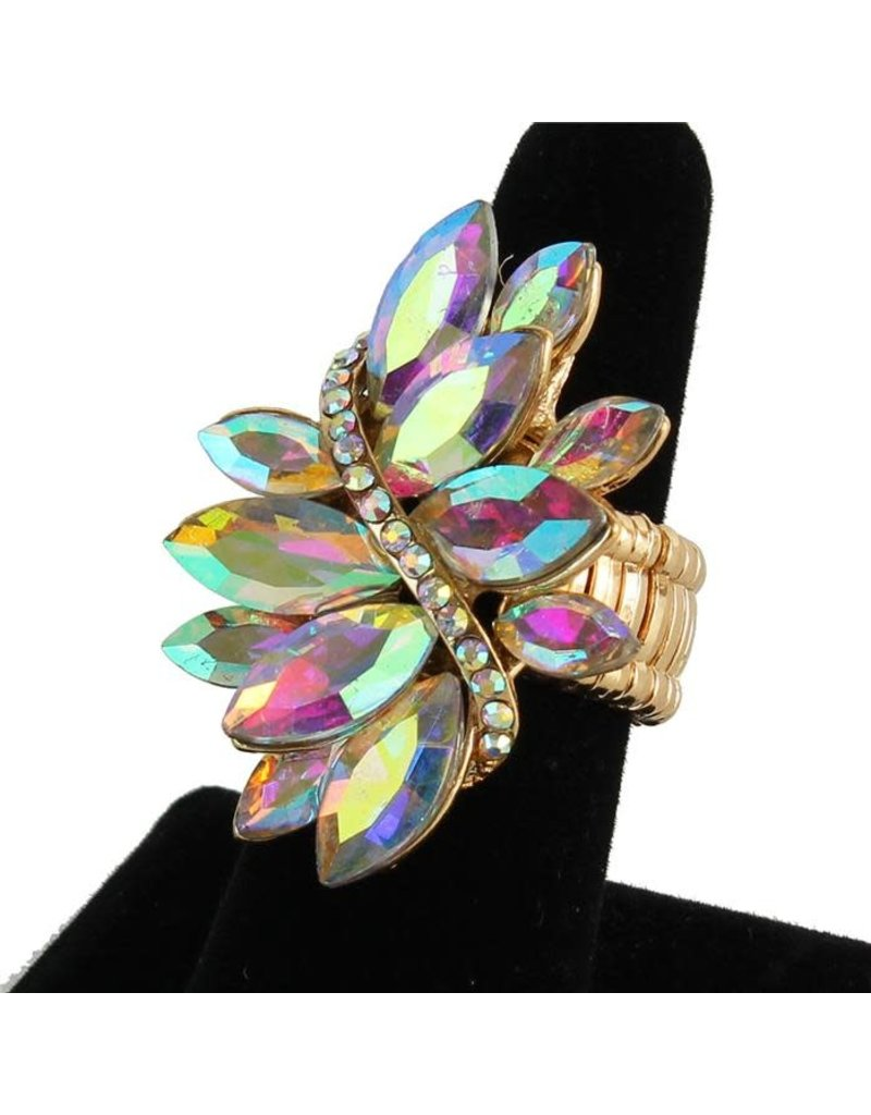 Feathered Love Ring
