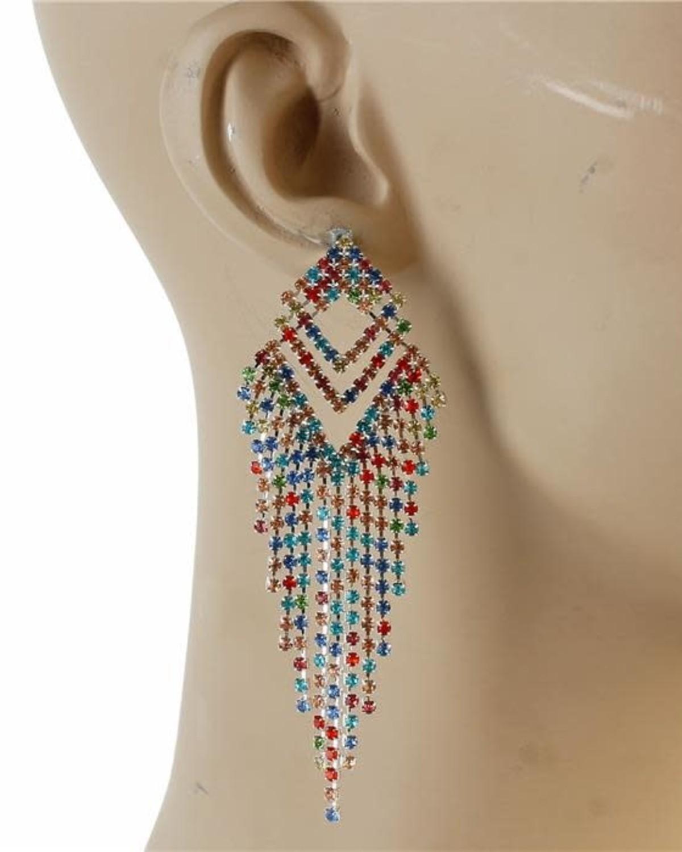 Lovely Night Earrings