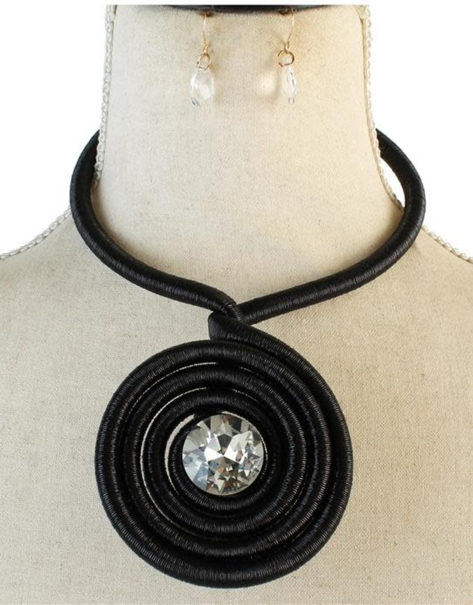 Ancient Wrap Necklace Set