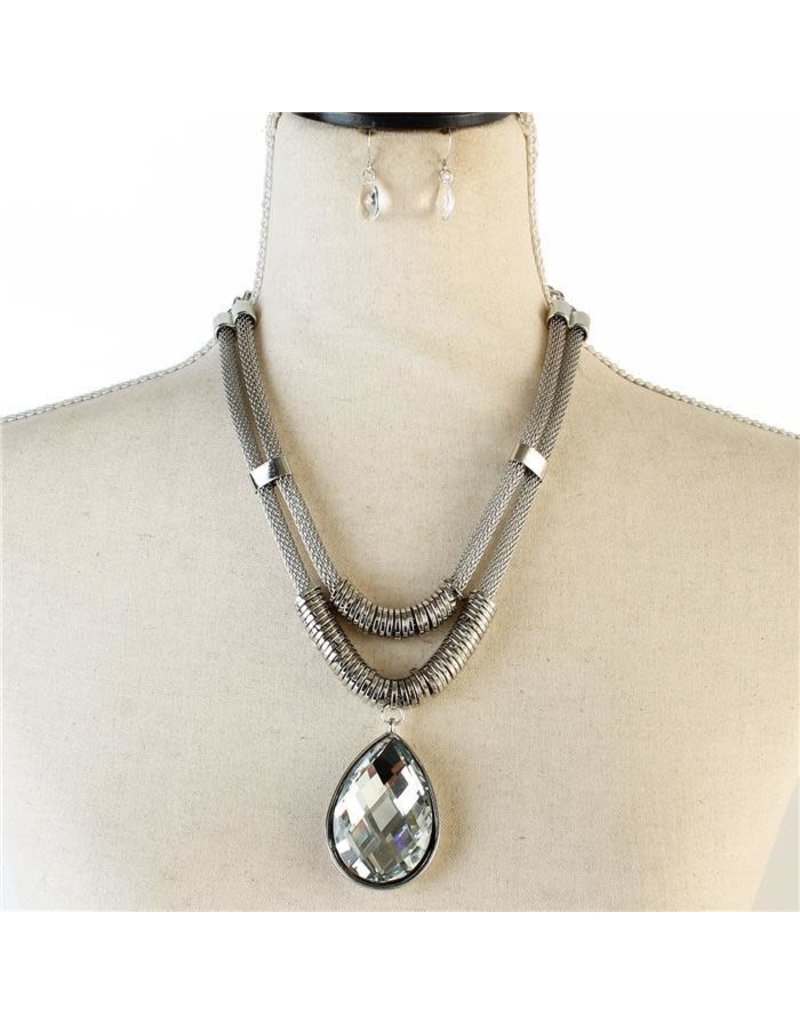 Down Under Jewel Necklace Set