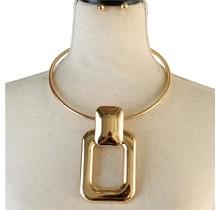 Knock Knock Necklace Set