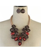 Lethal Weapon Necklace Set