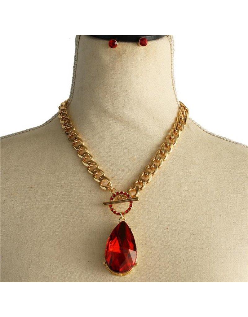 Fancy That Jewel Necklace Set