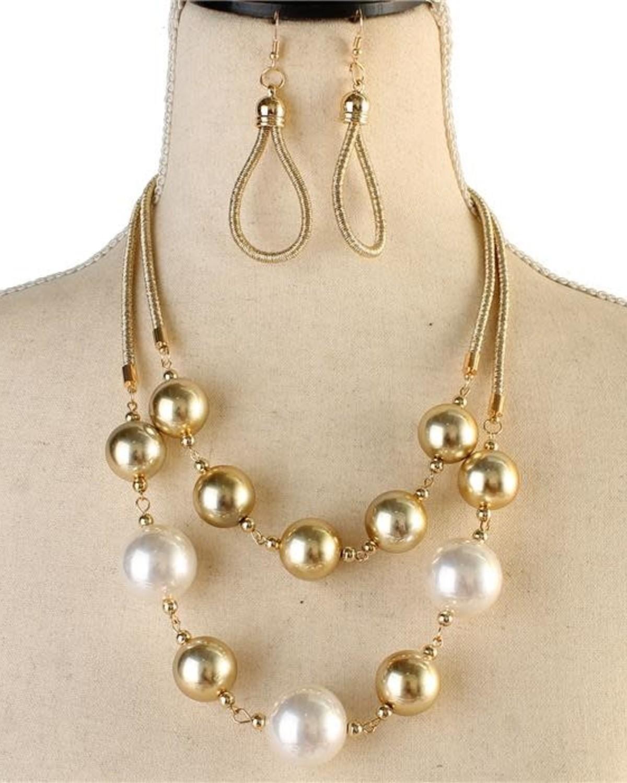Bold & Beautiful Necklace Set