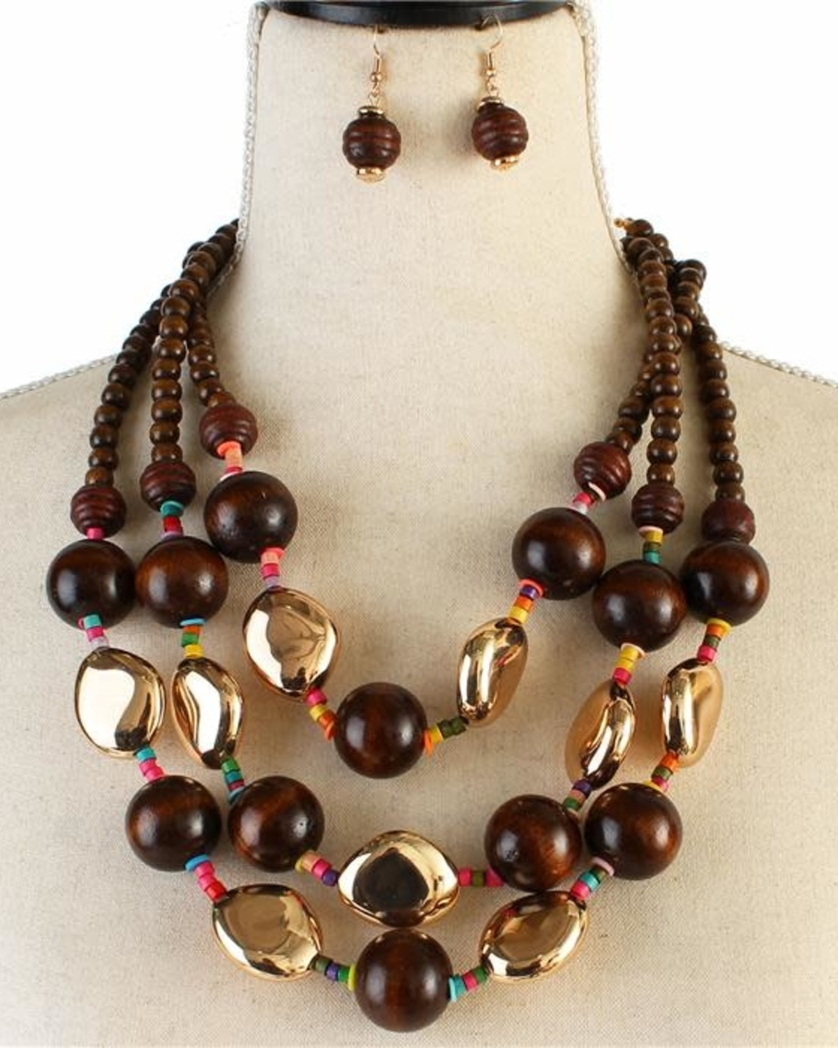 Tribal Called Necklace Set