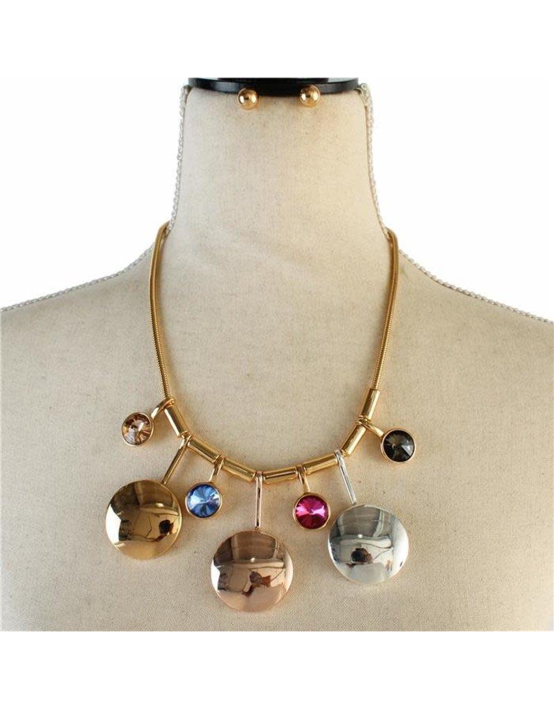 Triple Dare You Necklace Set