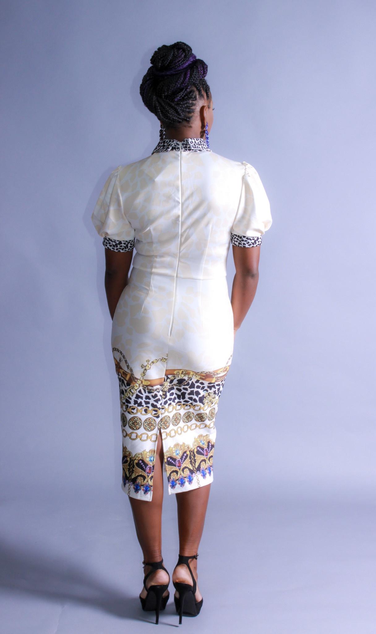 Perfect Timing Leopard Dress