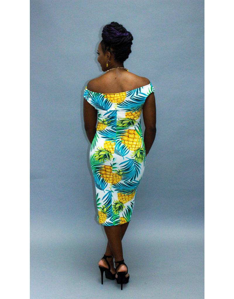 Eleuthera Gal Dress