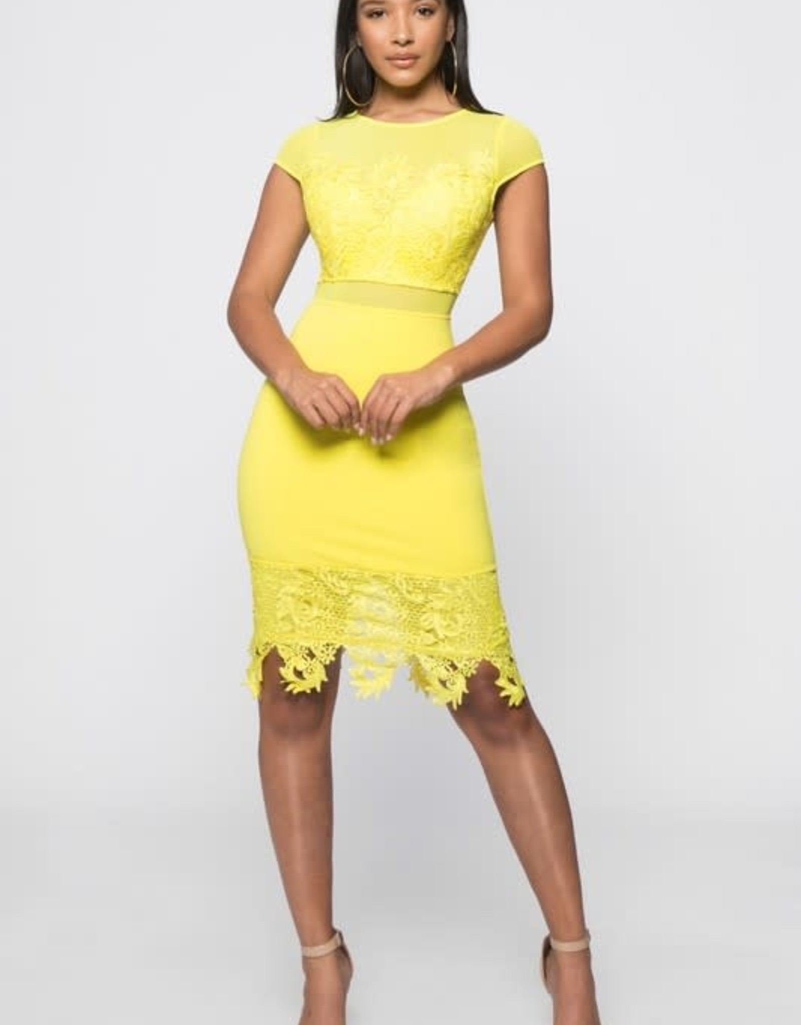 Bottom Line Dress