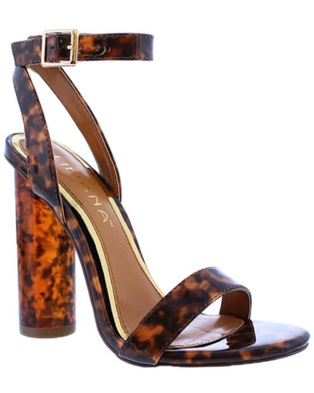 Jungle Fever Block Heels