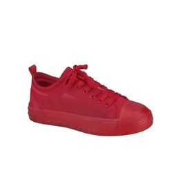 Move Along Sneakers Red