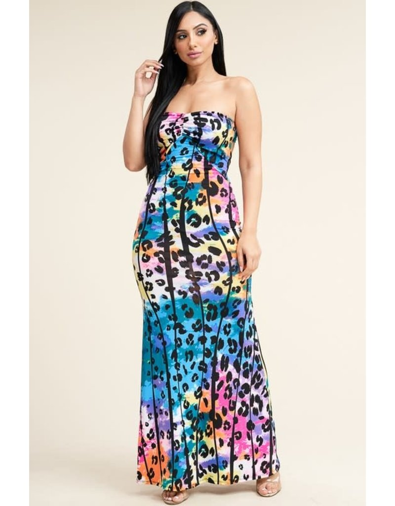Wild Thang Maxi Dress