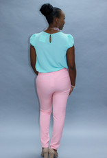 All Or Nothing Pants Pink