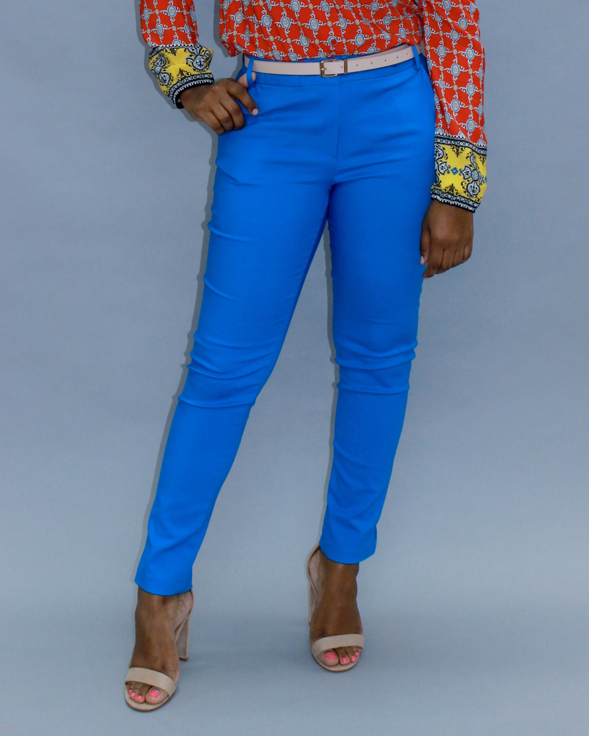 Timeless Moments Pants Blue