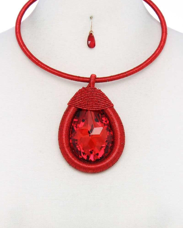 Bolder Jewel Necklace Set