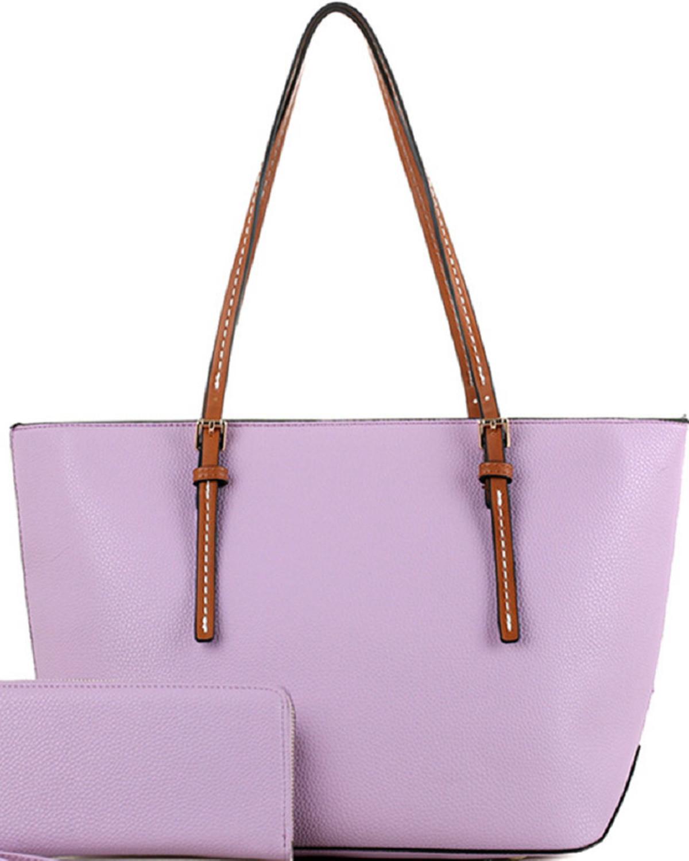 Day To Day Handbag + Wallet Set