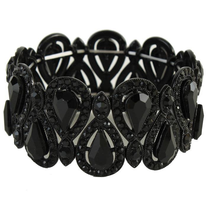 In & Out Jewel Bracelet