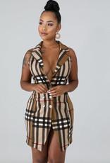 Born To Win Designer Dress