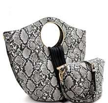 Vipers Abound Handbag Set