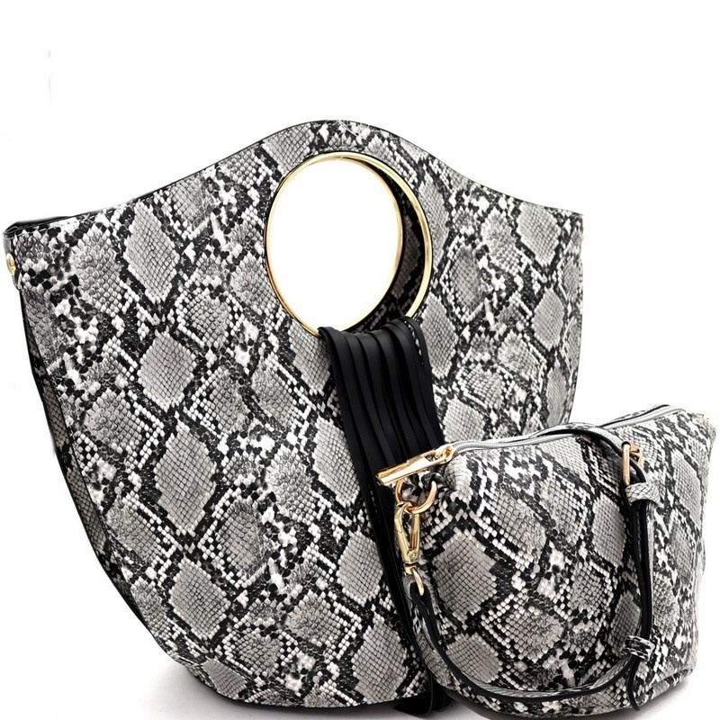 Vipers Abound Handbag Set