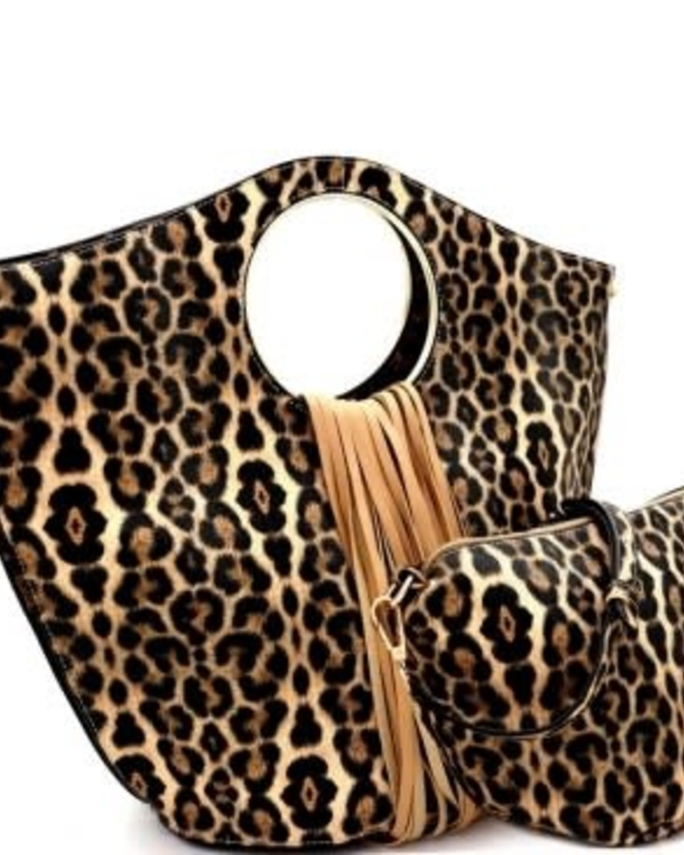 Animal Kingdom Handbag Set