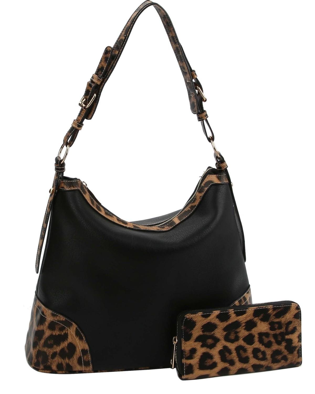 Fearless Handbag w/ Matching Wallet