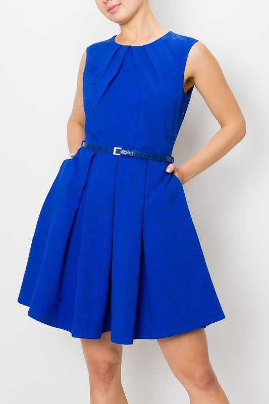 On and On Skater Dress