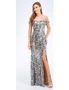 Magical Moments Sequin Maxi Dress