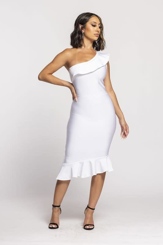 Steal The Show Bandage Dress