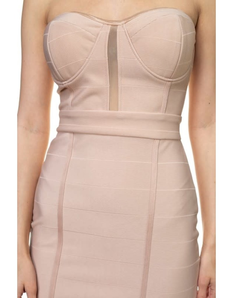Hug Me Bandage Dress