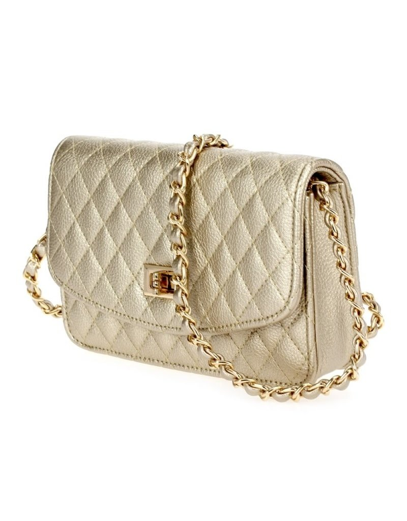 Perfect Solution Quilted Clutch