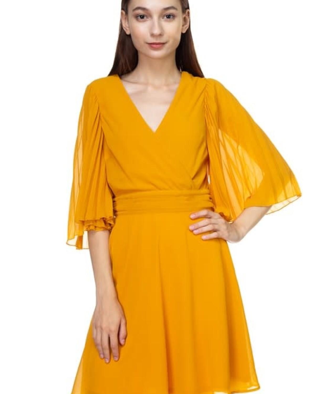 Sunset Splash Dress
