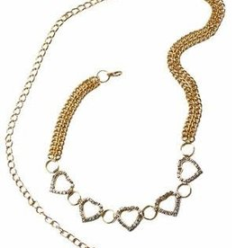 Love Me Chain Belt