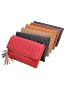Make A Choice Quilted Clutch