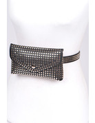 Stud Out Clutch/Fanny Pack