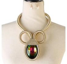 Ancient Tales Necklace Set