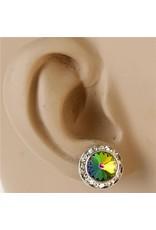 Beauty Behold Knob Earrings