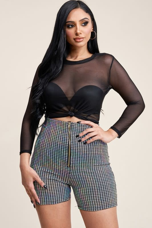 Spice It Up Holographic Set