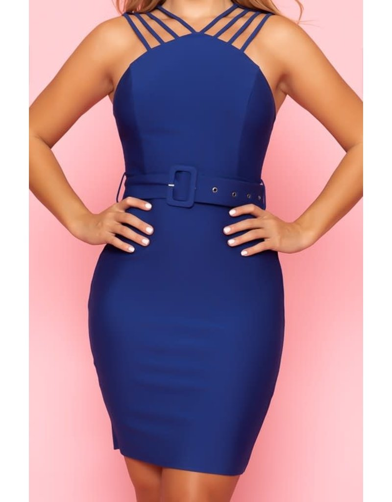 Look Twice Bodycon Dress