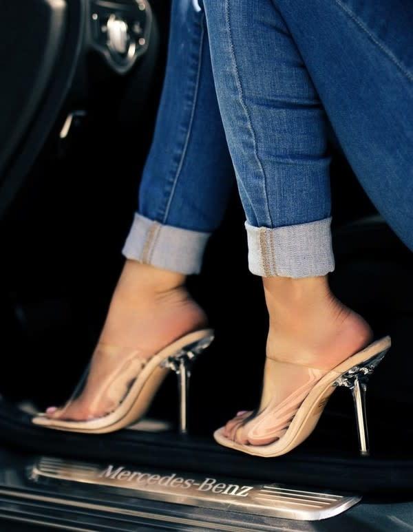 Step In Mule Heels