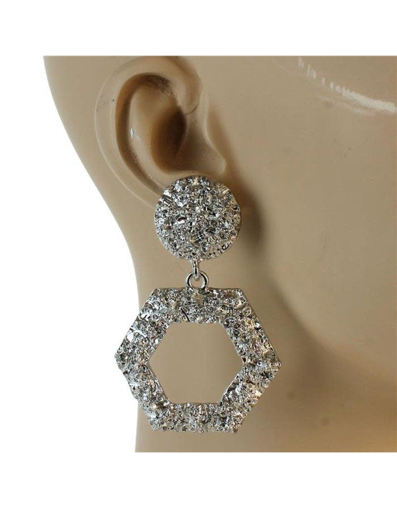 Hammer Up  Earrings