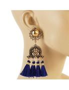 Lost Angel Tassel Earrings