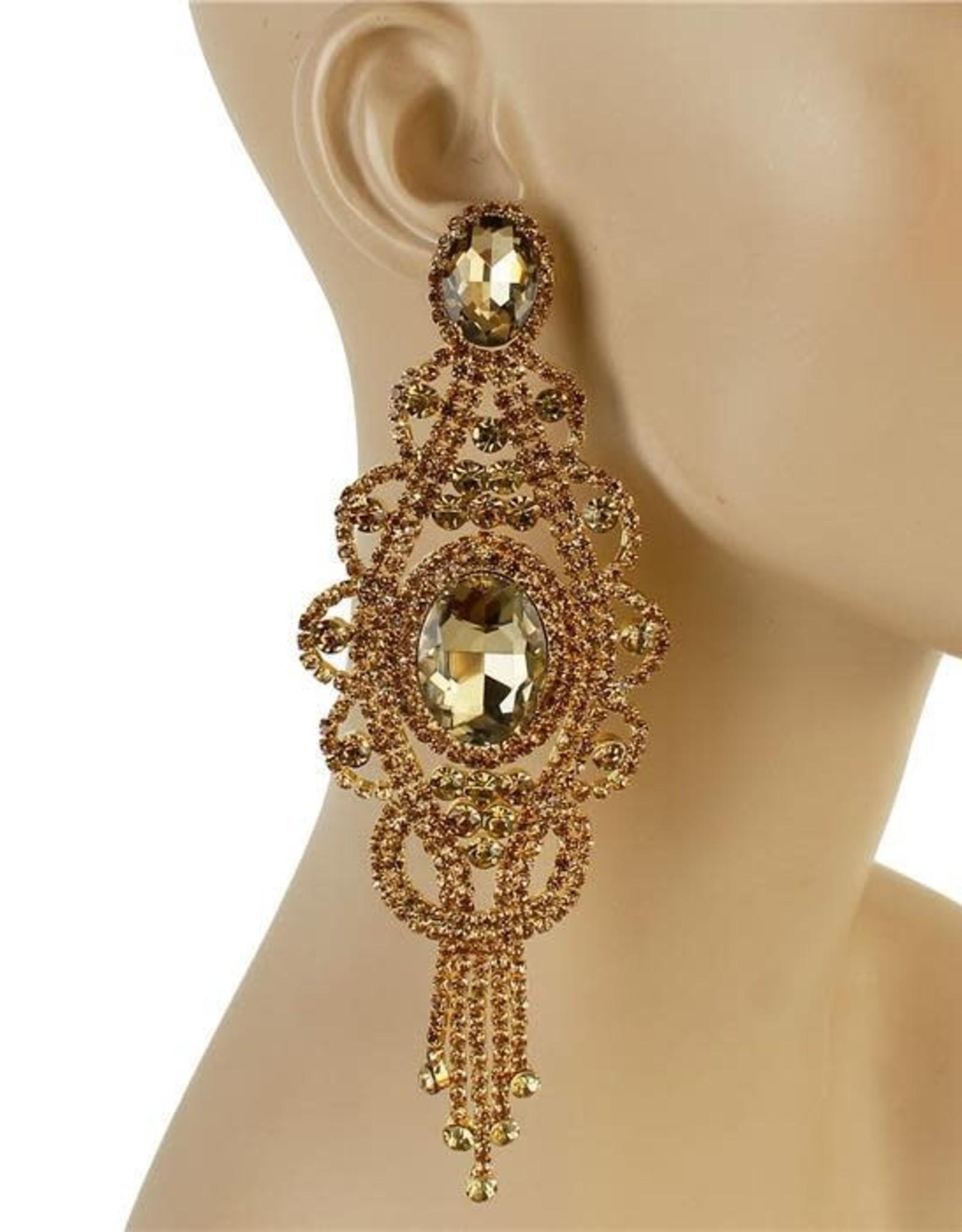 Admit One Earrings