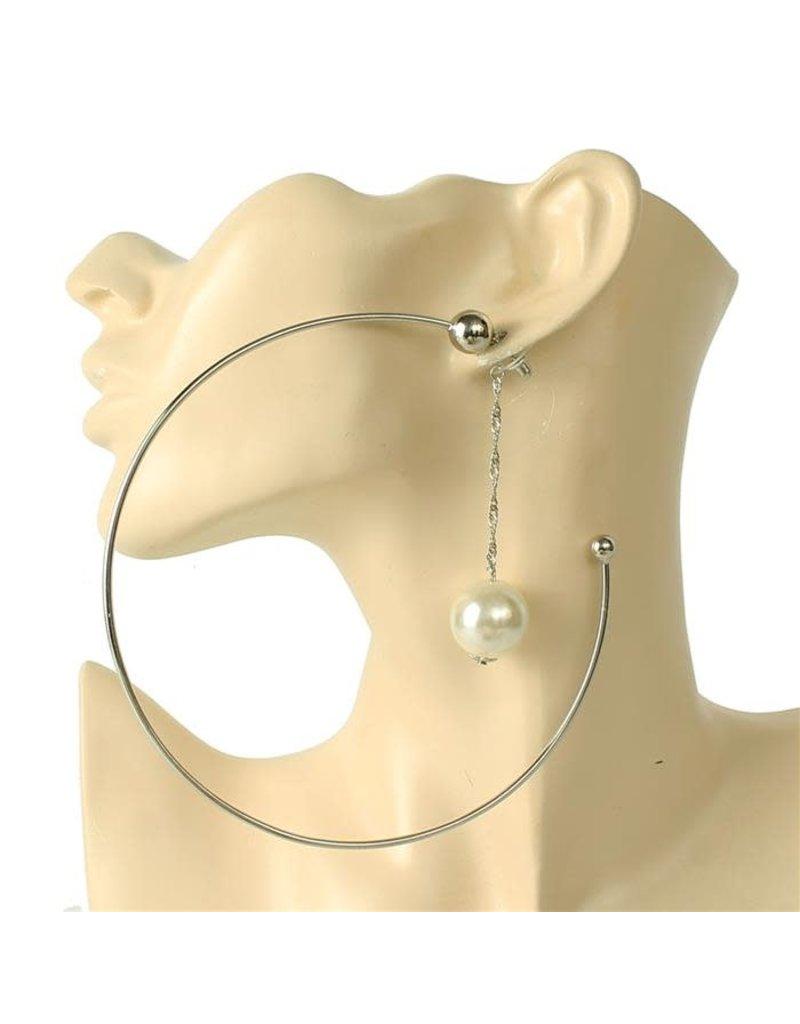 Oh Baby Hoop Earrings