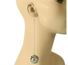 Ball Fury Earrings