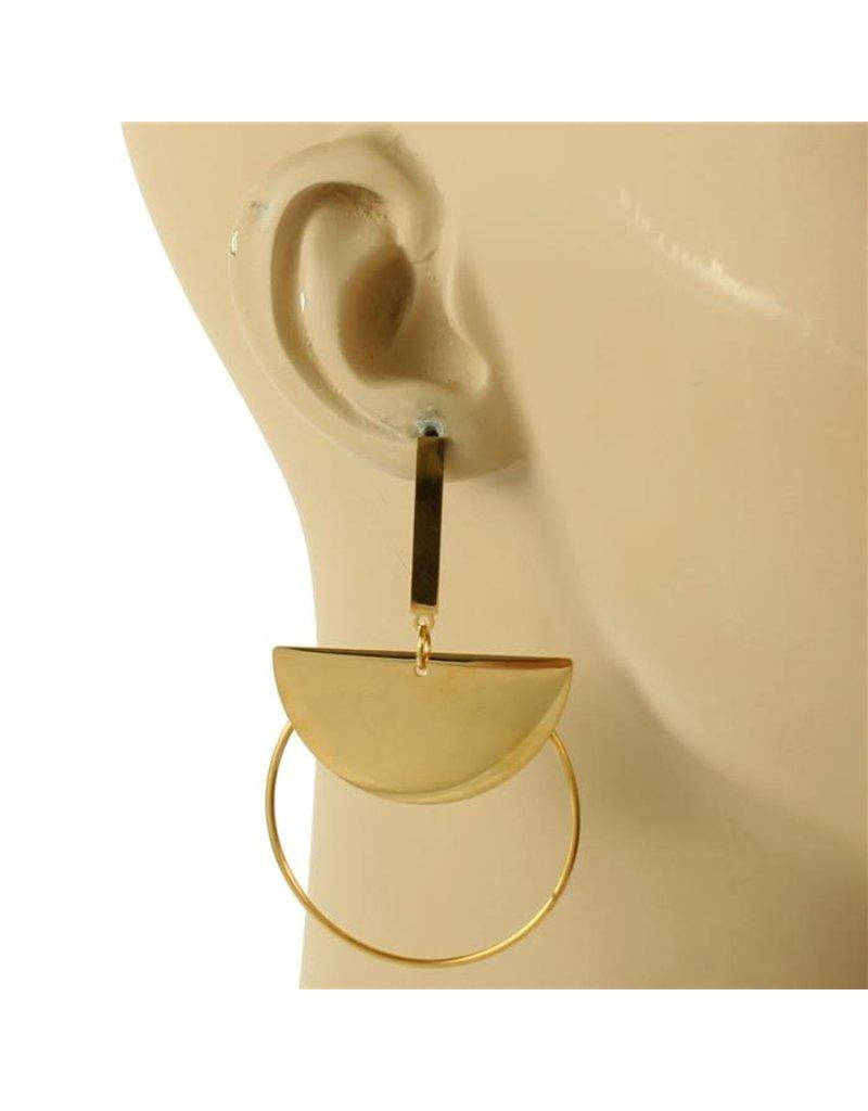 Ring About It Earrings