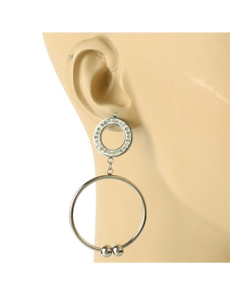 Double Down Earrings