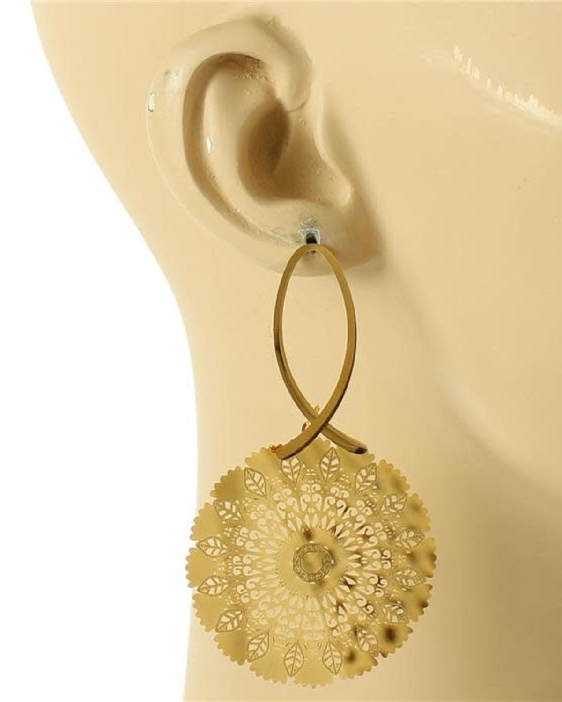 Delicate Metals Earrings