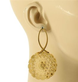 Delicate Metals Earrings