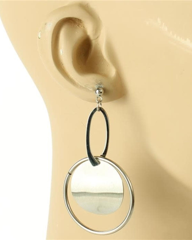 Twist Up Earrings